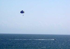 beach-parasail