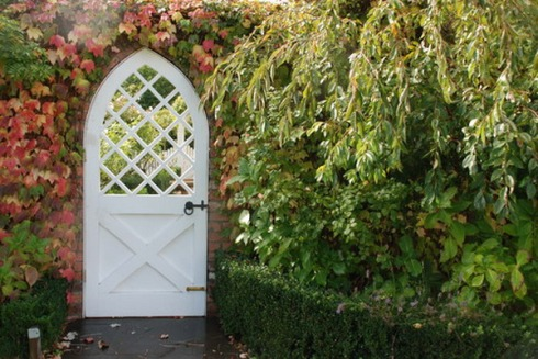 Decorative-Beautiful-Oak-Garden-Doors