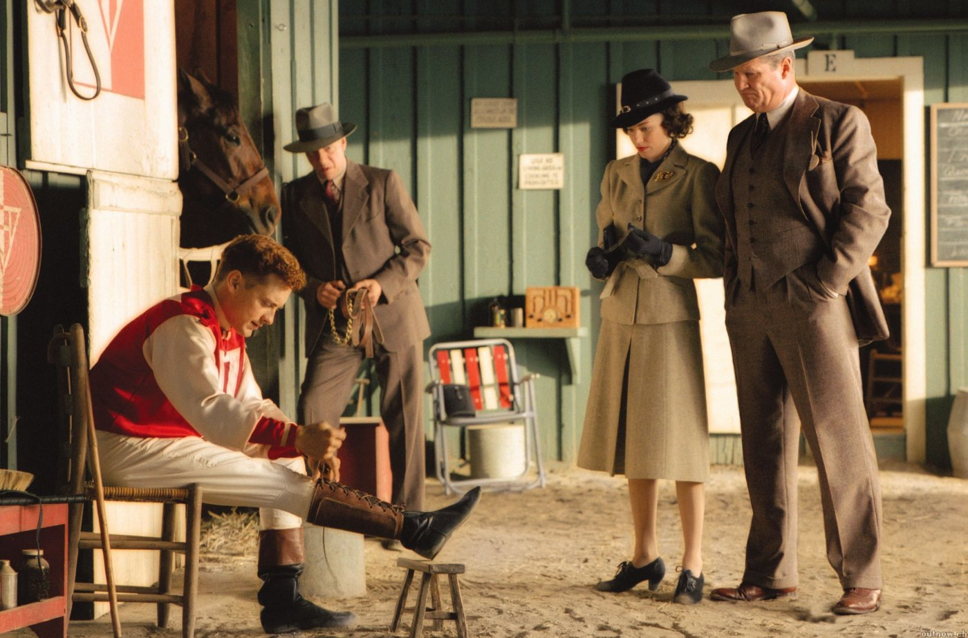 The movie seabiscuit