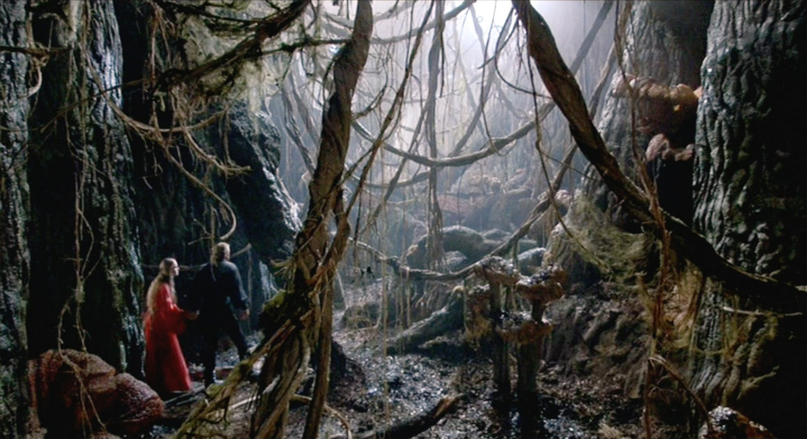 Image result for the princess bride forest scene