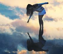 girl-reflection-water-wow-beautiful-487258