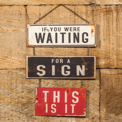 waiting-for-a-sign